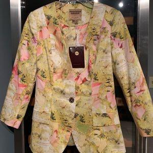 Ted Baker Teapot print jacket